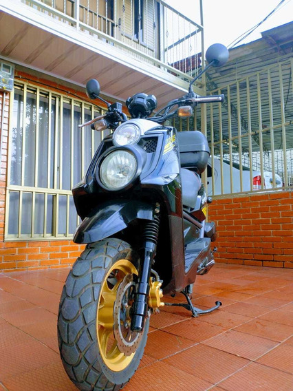 Yamaha Bws X Motard - Repotenciada - (excelente Desempeño)