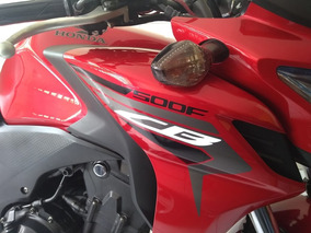 Adesivo Faixa Cb 500f Vermelha Modelo Cb 650f