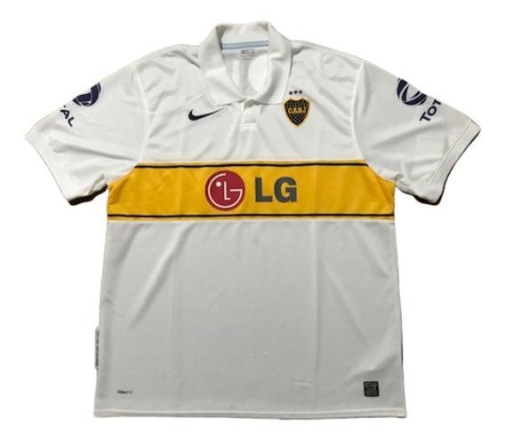 Camisa Boca Juniors 2009 Nike Sambaquifut