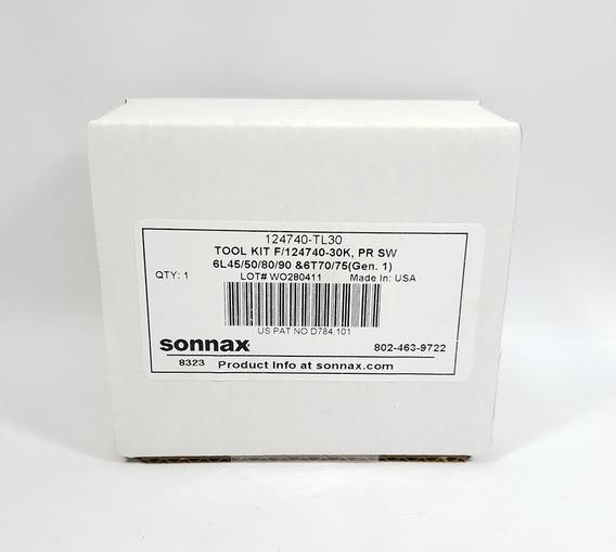 Reparo Módulo C/ Ferramenta 6t70 Gm Captiva Sport V6 Sonnax