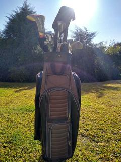 Bolsa De Golf Y Palos Cleveland