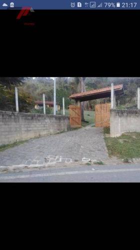 Chácara Com 2 Dormitórios À Venda, 1006 M² Por R$ 380.000,00 - José Da Rosa - São Bento Do Sapucaí/sp - Ch0007
