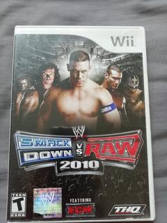 Smack Down Vs Raw 2010 - Nintendo Wii