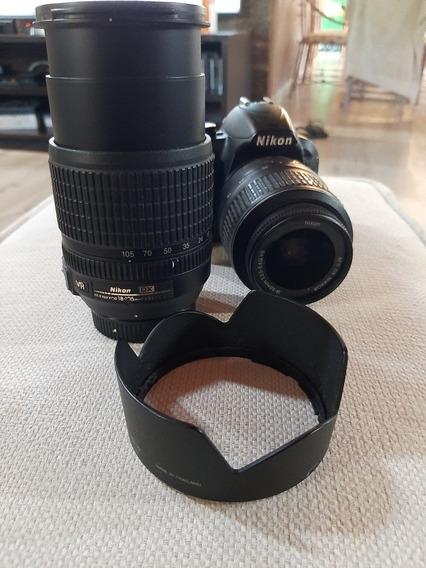 Nikon D3100 Pouco Uso