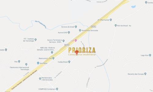 Imagem 1 de 1 de Área À Venda, 9940 M² Por R$ 4.250.000,00 - Aparecida - Sorocaba/sp - Ar0005