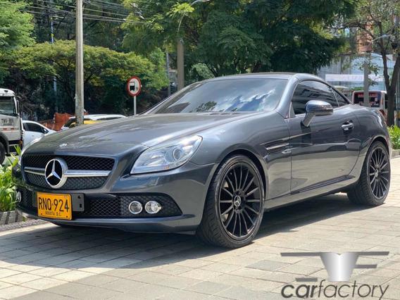Mercedes-benz Clase Slk Slk200 Cabriolet