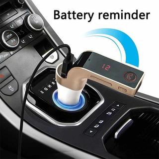 Transmisor Receptor Cargador Bluetooth Por Automóvil