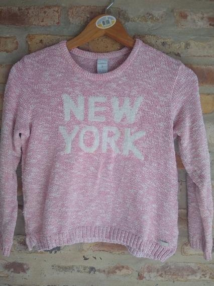 Sweater Cheeky Nena Hilo - Talle 10 Años
