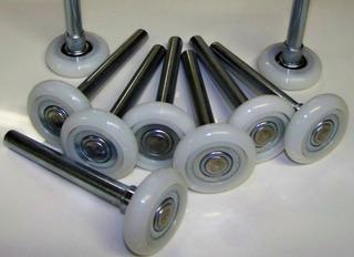 Garage Door Rollers Quantity Of 12 . 2 13 - Ball Nylon
