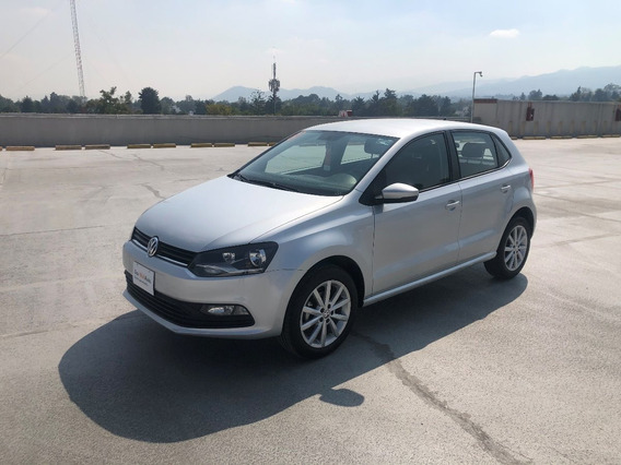 Volkswagen Polo 1.6 Tiptronic Design & Sound 2019