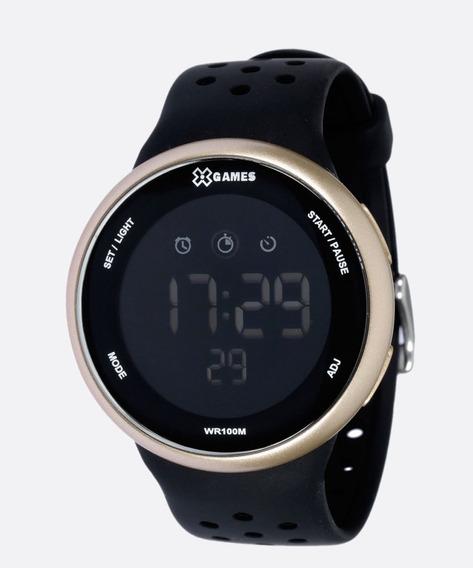 Relógio Xgames Feminino Digital Xmppd547 Pxnegativo Unissex