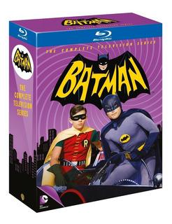 Batman Complete Tv Serie 13 Blu Ray Nuevo Importado Stock