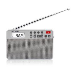 Rádio Panda 6207 Am/fm Dsp Leitor Mp3 Suporte Cartão Tf