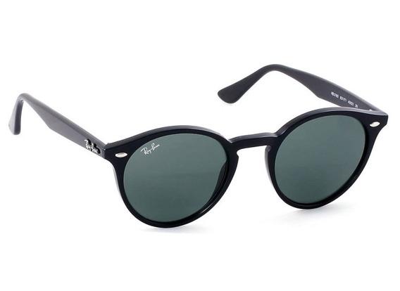 Óculos Ray-ban Rb2180 Round Preto