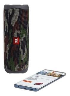Jbl Flip 4 Camuflaje Promocion