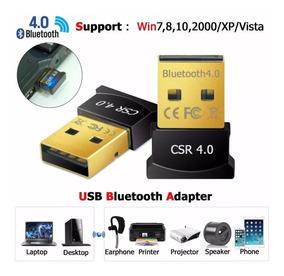 Adaptador Bluetooth 4.0 Windows Vista 7 8 10 Promoção