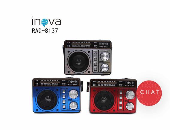 Rádio Retrô Inova - Modelo 8137