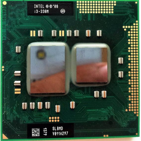 Processador Intel Core I3-330m 3m 2.13 Ghz( Notebooks)