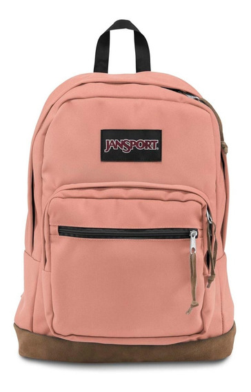 Zonazero Mochila Jansport Right Pack Muted Clay Original