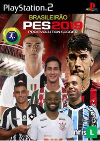 Patch Pes 2018/19 Atualizado Playstation 2 (lançamento)