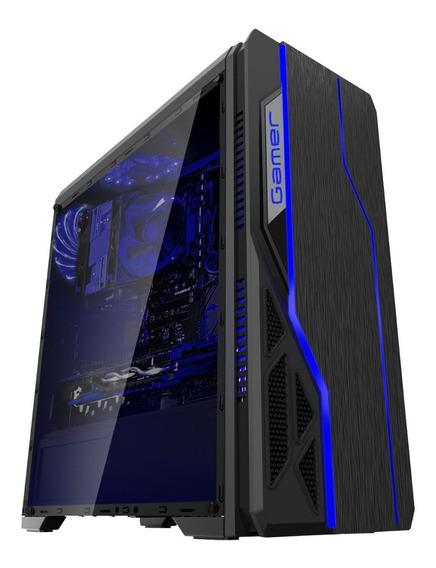 Cpu Pc Intel Core I3 8100 Ram 8gb Hd 1tb Fonte 600w Pfc Cnf