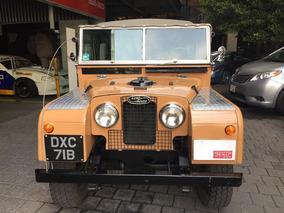 Land Rover Agricola Jeep Gran Bretaña