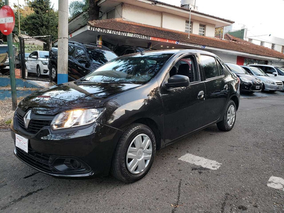 Renault Logan 1.6 Authentique 85cv Anticipo Mas Cuotas Pto
