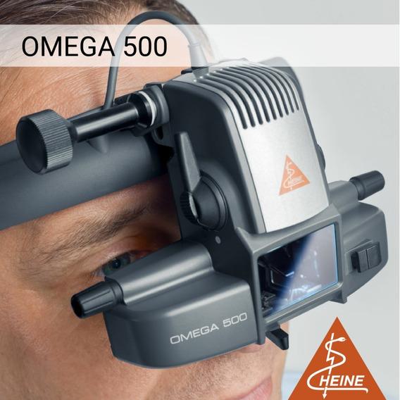 Oftalmoscopio Indirecto Profesional Heine Omega500 M/pack