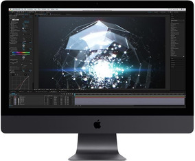iMac Pro Tela Retina 5k Mq2y2 Intel Core 8 3.2ghz 32gb + Nfe