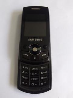 Samsung Sgh-j700i -seminovo Desbloqueado
