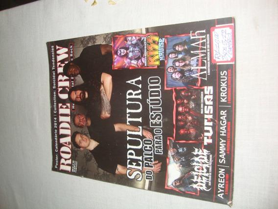Revista Roadie Crew-180-2014-ano-16