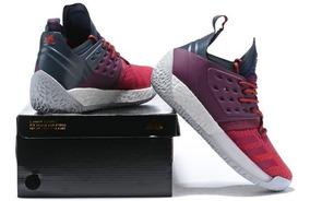 Tênis adidas Harde Vol 2 Rosa Escuro Shoes Original