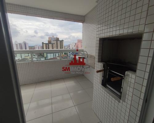 Apartamento 02 Dormitórios Na Tupi Praia Grande - Ap02656 - 69309762