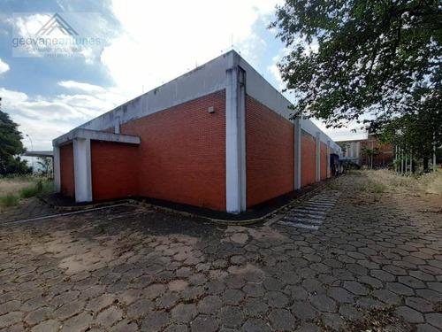 Imagem 1 de 16 de Barracão À Venda, 1200 M² Por R$ 8.000.000,00 - Jardim Nereide - Limeira/sp - Ba0018
