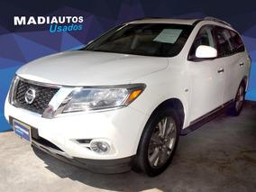 Nissan Pathfinder Exclusive 3.5 Aut. 4x4 2015