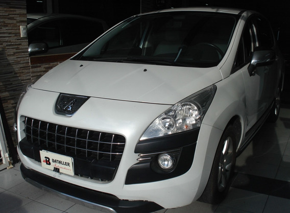 Peugeot 3008 Año 2012. Motor 1.6 Thp Nafta Manual.