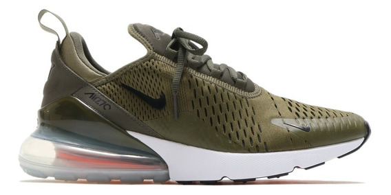 Tenis Nike Air Max 270 Olive Green Buen Fin