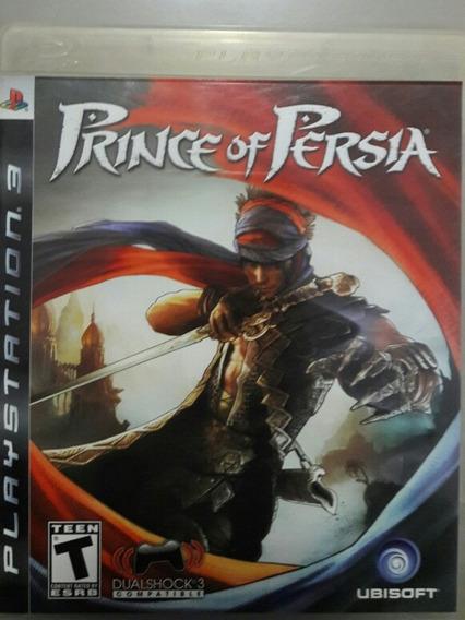 Jogo De Ps3 Prince Of Persia Em Mídia Física Black Label