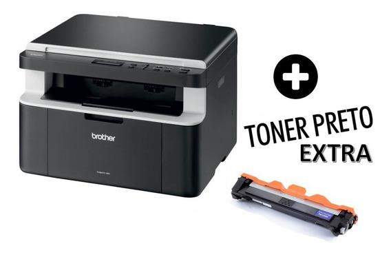 Multifuncional Brother Laser Mono Dcp-1617nw, + Toner Extra