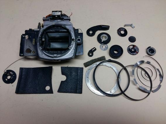 Nikon Fm 2 Fm2 Peças -caixa Prisma Visor - Reparo Sucata &