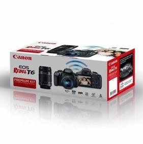Kit Canon T6 18-55 + 55-250