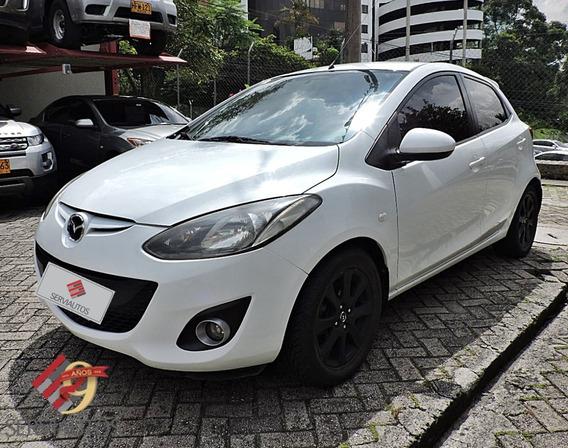 Mazda 2 Hb Mt 1.5 2014 Mst989