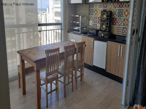 Apartamento No Condomínio Premiatto - Jardim São Bento - Jundiaí. - Ap04103 - 34488685