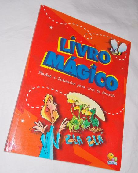 O Livro Mágico Piadas E Charadas Para Você Se Divertir!