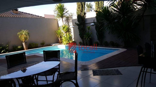 Imagem 1 de 30 de Casa À Venda, 450 M² Por R$ 1.500.000,00 - Parque Residencial Damha Ii - São José Do Rio Preto/sp - Ca0345