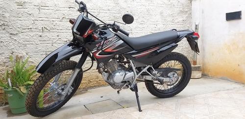 Yamaha 125 K