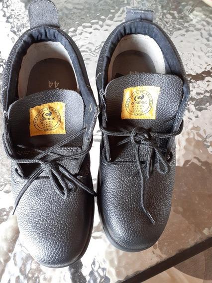 Zapatos De Seguridad Nuevos Bata 44