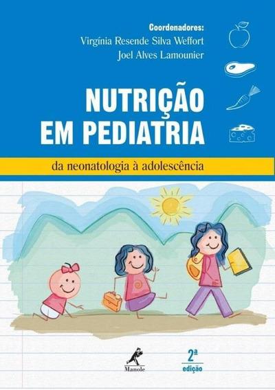 Nutricao Em Pediatria - Manole