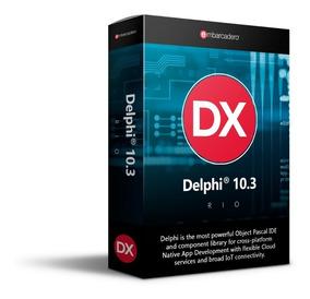 Combo De 20 Componentes Para Delphi 10.3 Rio Envio Imediato