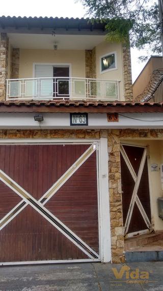 Casa Sobrado Para Locação Em Bela Vista - Osasco - 36134